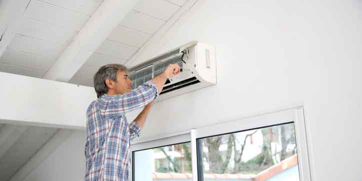 Does your ductless system need to be serviced? B.F. Mahn & Sons is your local mini split specialists, call us today to schedule your maintenance or repair!