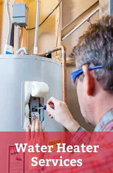 Stop waiting for hot water! B.F. Mahn can install a high efficiency tank or tankless water heater. Call us today!